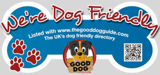 Our listing on The Good dog Guide